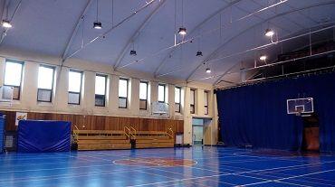 Remont dwóch sal sportowych